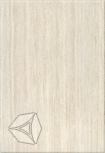 Настенная плитка Azori Оригами Латте 27,8*40,5 см