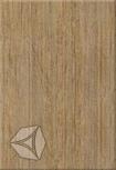 Настенная плитка Azori Оригами Табакко 27,8*40,5 см