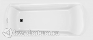 Акриловая ванна Alpen Diana 160*70