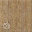 Напольная плитка Azori Оригами Табакко 33,3*33,3 см