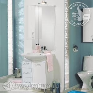Комплект мебели Aquaton Дионис 67