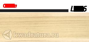 Плинтус Line Plast Сосна L006
