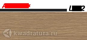 Плинтус Line Plast Дуб Рустик L012