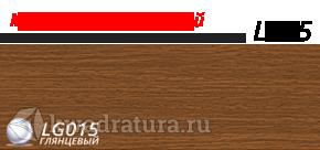 Плинтус Line Plast Мербау Натуральный L015