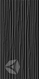 Настенная плитка  Нефрит-Керамика Кураж-2 черн. 40*20 см