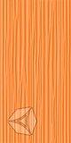 Настенная плитка  Нефрит-Керамика Кураж-2 оранж. 40*20 см