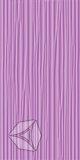 Настенная плитка  Нефрит-Керамика Кураж-2 фиолет. 40*20 см