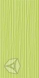 Настенная плитка  Нефрит-Керамика Кураж-2 салат. 40*20 см