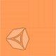 Напольная плитка  Нефрит-Керамика Кураж-2 оранж. 33*33 см
