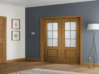 Как выбрать дверь по способу открывания