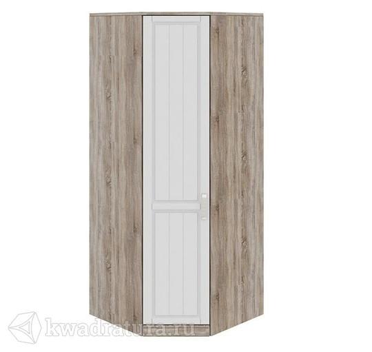 Шкаф угловой с 1-ой дверью левый «Прованс» ТР