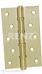 Петля дверная RENZ стальная 125*75*2,5 SB