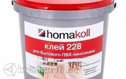 Клей homakoll 228  клей для бытового линолеум
