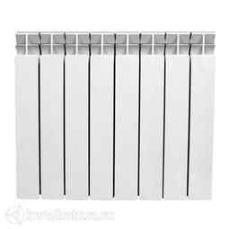 Радиатор биметаллический 500*80*8 секций