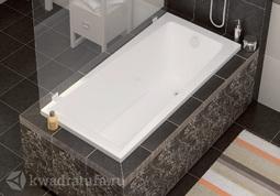 Акриловая ванна Cersanit Lorena 170*70 см