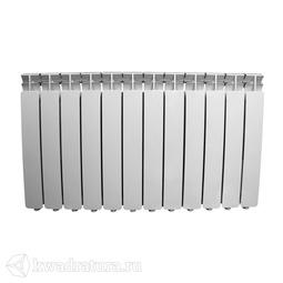 Радиатор алюминиевый 500*80*12 секций