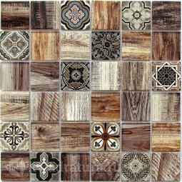 Мозаика Rabat Brown 30*30 см