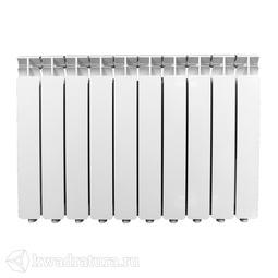 Радиатор алюминиевый 500*80*10 секций