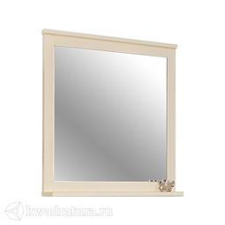 Зеркало Aquaton Леон 80 дуб бежевый