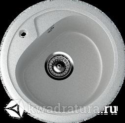 Кухонная мойка ULGRAN U-500 серый №310 44 см