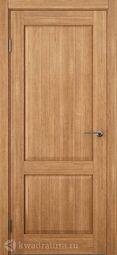 Дверь межкомнатная Дера Эталон 340 карамель, глухое
