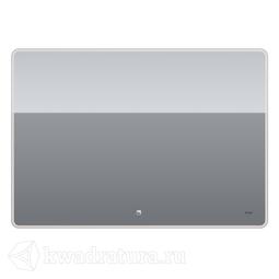 Зеркало Dreja POINT 100*70 см, сенсорный выключатель, LED-подсветка