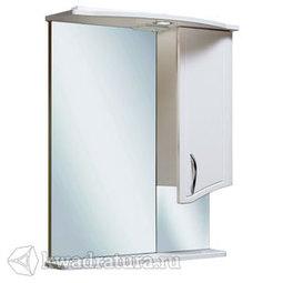 Шкаф зеркальный навесной Руно Севилья 60 правый