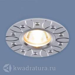 Встраиваемый точечный светильник Elektrostandard 2007 MR16 WH белый