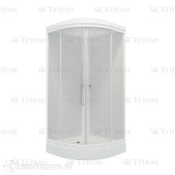 Душевая кабина Triton Вельвет 90*90 А (ДН4)