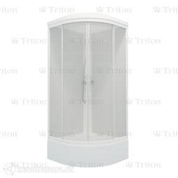 Душевая кабина Triton Вельвет 90*90 В (ДН4)