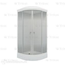 Душевая кабина Triton Лайт 100*100 А (ДН4)