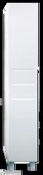 Пенал 1Marka Кода 35Н 2 двери 2 ящика Белый глянец