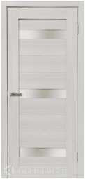 Межкомнатная дверь Дера Мастер 632 Сандал белый