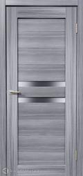 Межкомнатная дверь Дера модель 642 Сандал Серый