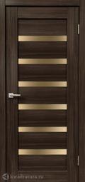 Межкомнатная дверь Дера модель 643 Венге