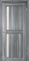 Межкомнатная дверь Дера модель 681 Сандал серый