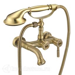 Смеситель для ванны LEMARK Jasmine LM6612B