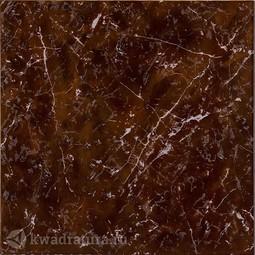 Напольная плитка InterCerama Pietra коричневая 43*43 см - 10,32 кв.м.