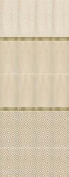 Стеновая панель ПВХ VOX Геометрия Голд