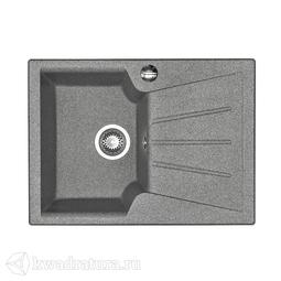 Кухонная мойка Aquaton Монца (серый) 1A716032MC230