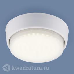 Накладной точечный светильник Elektrostandard 1037 GX53 WH белый