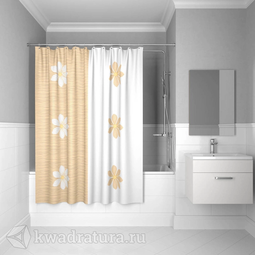Шторка для ванной комнаты IDDIS Basic 180*200 см SCID042P