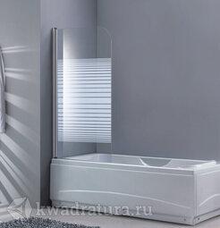Шторка для ванны Ticino TP-K035-75 75*130 см