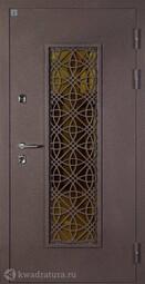 Дверь входная металлическая Алмаз Изумруд Термо