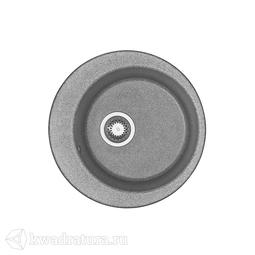 Кухонная мойка Aquaton Иверия (серый) 1A711032IV230