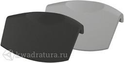 Подголовник RIHO AH03 Nora черный/серебро