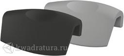 Подголовник RIHO AH04 Columbia черный/серебро