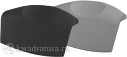 Подголовник RIHO AH05 Neo черный/серебро