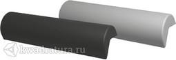 Подголовник RIHO AH12 Lusso черный/серебро