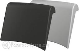 Подголовник RIHO AH14 Carolina черный/серебро